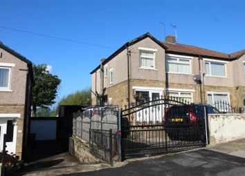 Thumbnail 4 bed semi-detached house for sale in High House Road, Bradford