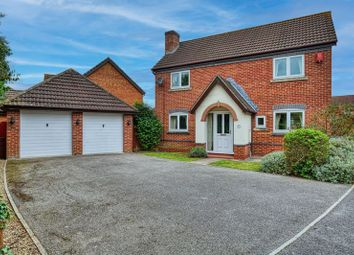 Thumbnail 4 bed detached house for sale in Pennycress Drive, Melksham