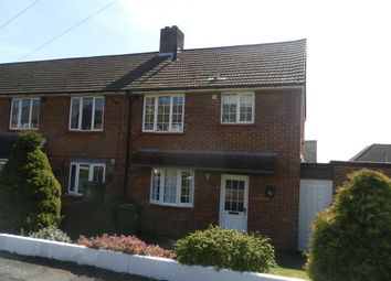 Thumbnail 2 bedroom end terrace house for sale in Chaucer Avenue, Paulsgrove, Portsmouth