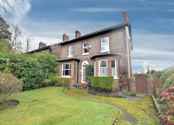 Thumbnail 4 bed detached house for sale in Oakville, Altrincham Road, Manchester
