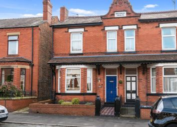 Thumbnail 4 bedroom semi-detached house for sale in Park Road, Wigan