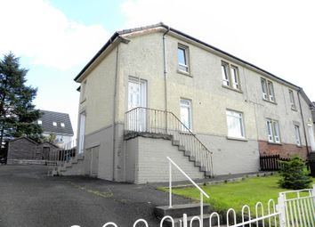 Thumbnail 2 bed flat for sale in Drumgelloch Road, Airdrie