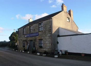 Thumbnail Pub/bar for sale in The Royal Standard, Churchtown, Gwinear, Hayle