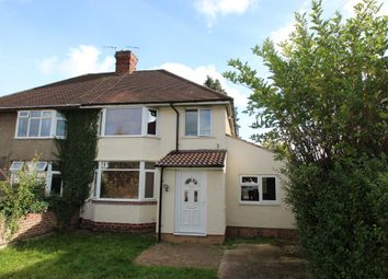 Thumbnail 5 bed semi-detached house to rent in Coleridge Close, Cowley, Oxford