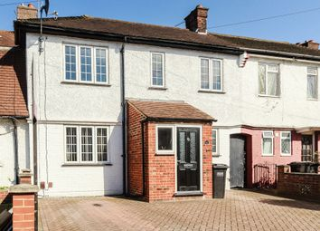 Thumbnail 3 bed terraced house for sale in Miller Road, Croydon