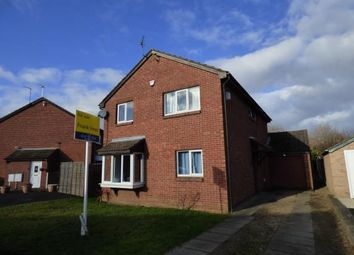 Thumbnail 4 bed detached house for sale in Bishopdale Close, Long Eaton, Nottingham