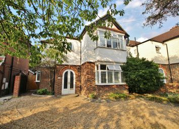 Thumbnail 4 bedroom detached house to rent in Ewell Road, Surbiton