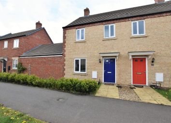 Thumbnail 3 bed semi-detached house for sale in Maresfield Road, Barleythorpe, Oakham