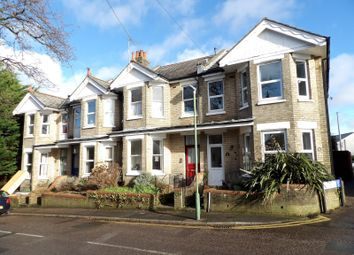 Thumbnail 3 bed semi-detached house to rent in Southbourne Road, Southbourne, Dorset