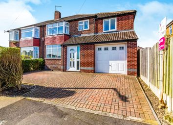 Thumbnail 4 bed semi-detached house for sale in Bank Top Road, Rotherham