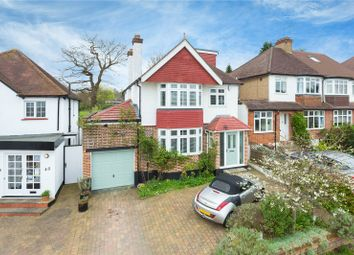 Thumbnail 4 bed detached house for sale in Wayside Avenue, Bushey