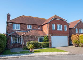 Thumbnail 5 bed detached house for sale in Harlands Mews, Uckfield