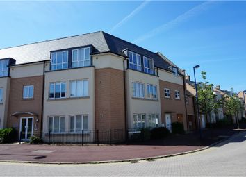 Thumbnail 2 bedroom flat for sale in Chieftain Way, Cambridge