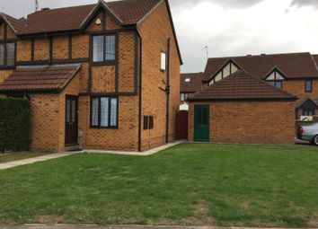 Thumbnail 2 bed semi-detached house for sale in Howdale Road, Hull