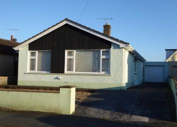 Thumbnail 3 bed bungalow to rent in Greenhill Park Drive, Haverfordwest