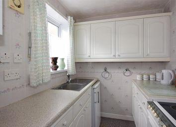 1 bed maisonette for sale in Gloucester Close, Rainham, Gillingham, Kent ME8