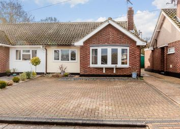 Thumbnail 3 bed semi-detached house for sale in Sharlands Close, Wickford, Essex