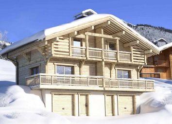 Thumbnail 3 bed semi-detached house for sale in Le Grabd Bornand, La Clusaz, Aravis Massif, Haute-Savoie, Rhône-Alpes, France