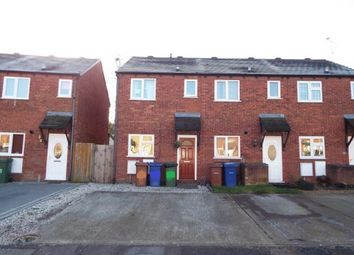 Thumbnail 2 bed end terrace house for sale in Florence Close, Grays