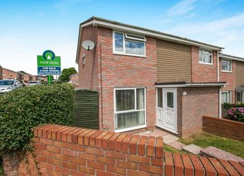 Thumbnail 3 bed semi-detached house to rent in Woodleigh Road, Newton Abbot