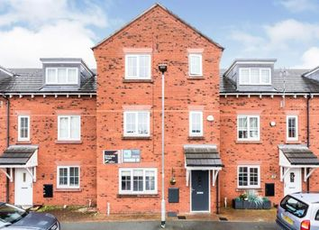 4 bed terraced house for sale in Spinners Place, Warrington, Cheshire WA1