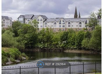 Thumbnail 2 bed flat to rent in Forthside, Stirling