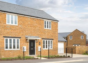 "Thumbnail 4 bed detached house for sale in ""Clifton"" at Collins Drive, Bloxham, Banbury"