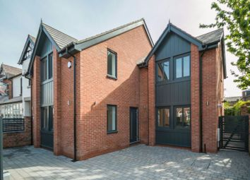Thumbnail 4 bed semi-detached house for sale in Stamford Park Road, Altrincham