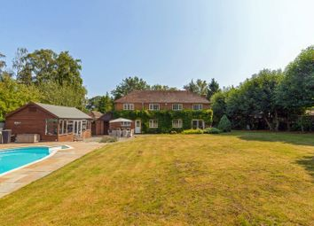 Thumbnail 5 bed detached house for sale in Gasden Copse, Witley, Godalming