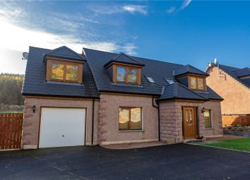 Thumbnail 5 bed detached house to rent in Millers Lane, Tillyfourie, Inverurie, Aberdeenshire