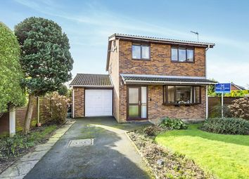 Thumbnail 3 bed detached house for sale in Fell View Close, Garstang, Preston