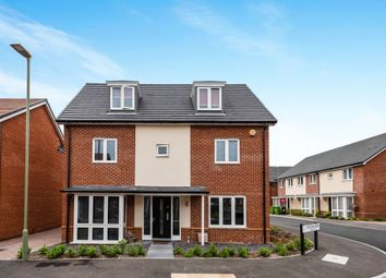 Thumbnail 5 bed detached house for sale in The Coach Road, Basingstoke