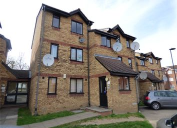 Thumbnail 1 bed flat to rent in Dunnock Close, Edmonton, London