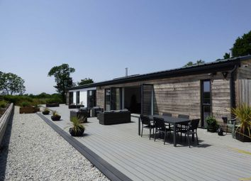 Thumbnail 4 bed barn conversion for sale in Thorndon Cross, Okehampton
