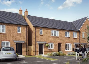 Thumbnail 3 bedroom end terrace house for sale in Midland Road, Swadlincote