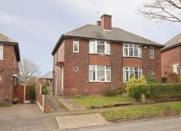 Thumbnail 3 bed semi-detached house for sale in Thorpe House Avenue, Sheffield, South Yorkshire