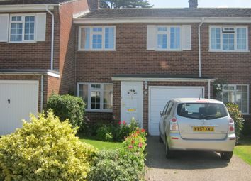 Thumbnail 3 bed terraced house to rent in Speen Lodge Court, Newbury