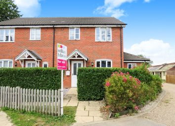 Thumbnail 3 bed semi-detached house for sale in Wheelwright Close, Yaxley, Eye
