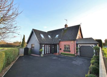 Thumbnail 4 bed detached house for sale in Haughley New Street, Haughley, Stowmarket