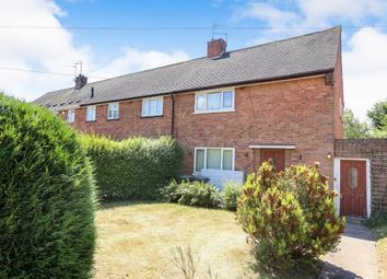 Thumbnail 2 bed end terrace house for sale in Ashenden Rise, Castlecroft, Wolverhampton, West Midlands