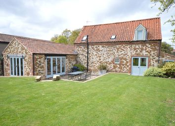 Thumbnail 4 bedroom barn conversion for sale in Cheney Hill, Heacham, King's Lynn