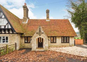 Thumbnail 4 bed semi-detached house for sale in Linton Hill, Linton, Maidstone, Kent
