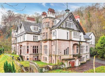Thumbnail 10 bed detached house for sale in Cromford Court, Derby Road, Derbyshire