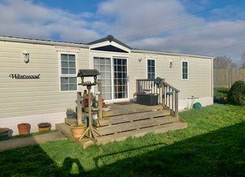 Thumbnail 1 bed mobile/park home for sale in Kitewell Lane, Lydd, Romney Marsh