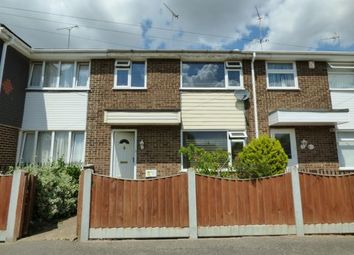 Thumbnail 3 bed terraced house for sale in Chiltern Approach, Canvey Island