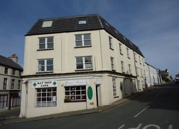 Thumbnail 1 bed flat to rent in Atholl Buildings, Peel, Isle Of Man