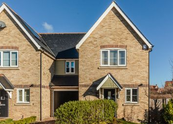 Thumbnail 3 bedroom link-detached house for sale in Albemarle Link, Chelmsford, Essex