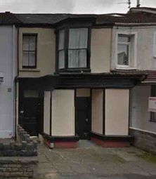 Thumbnail 2 bed flat to rent in King Edward Road, Brynmill, Swansea