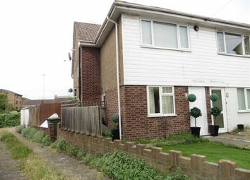 Thumbnail 2 bed flat to rent in Elm Road, Grays