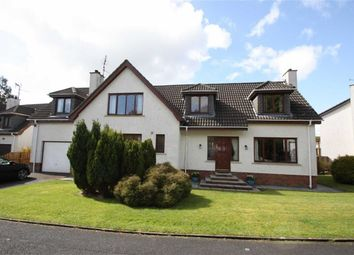 Thumbnail 5 bedroom detached house for sale in Carnglave Manor, Ballynahinch, Down